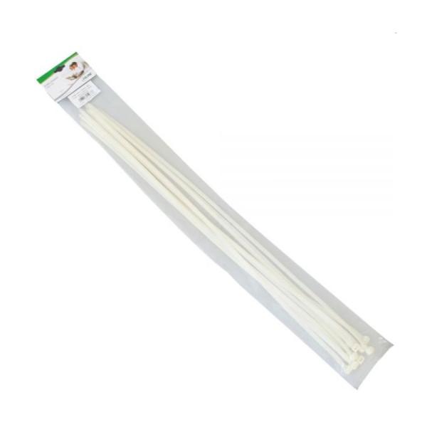 InLine Kabelbinder 900mm 10 stuks Wit