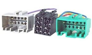 ISO kabel voor Volvo