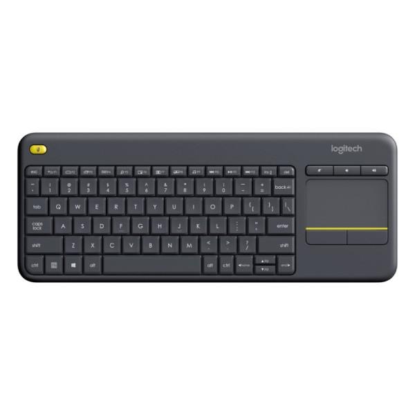 Logitech K400 Draadloos QWERTY Toetsenbord met touchpad