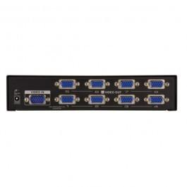 Aten VS138A 8-Poorts Actieve VGA Splitter 450MHz