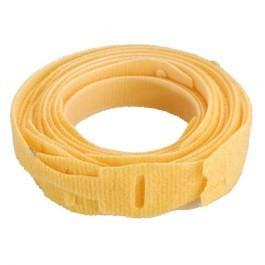 VELCRO® Brand Fasteners klittenband met lus Geel 10 stuks