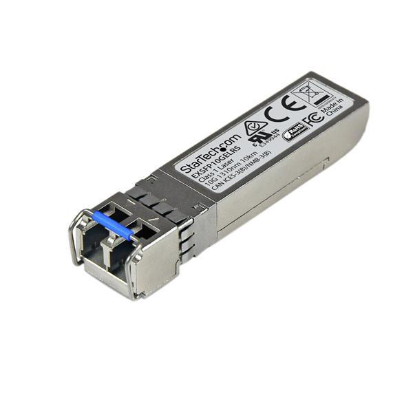 StarTech 10 Gb glasvezel SFP+ ontvanger module - Juniper EX-SFP-10GE-LR compatibel - SM LC - 10 km