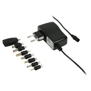 Universele adapter 5V met 8 pluggen