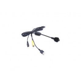 VMC-MD1-AV USB & AV kabel voor Sony Cybershot
