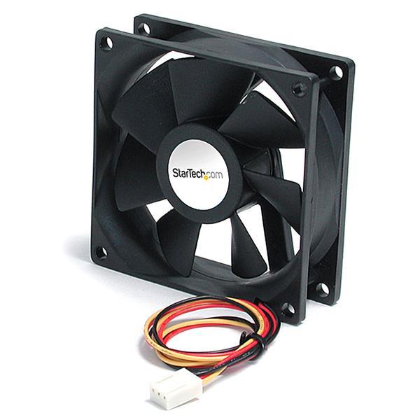 StarTech 92x25mm Stille Ventilator voor Computerbehuizing met Kogellagers en TX3 Connector