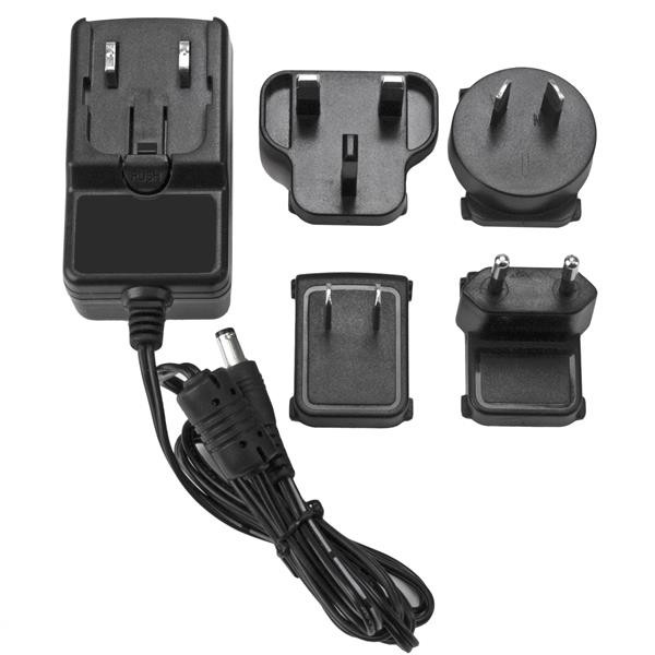 StarTech DC power adapter - 12V, 2A - voedingsadapter