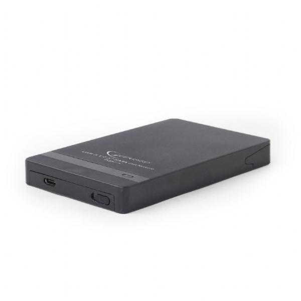 "SATA 2.5"" externe harde schijf-behuizing USB Type-C"