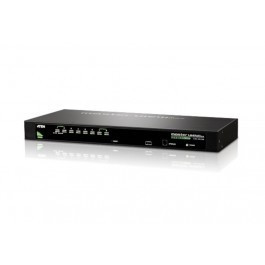 Aten CS1308 8-Poorts VGA+USB en PS/2 KVM Switch