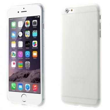 TPU Case voor iPhone 6 Plus/6S Plus Transparant