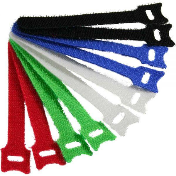 InLine Tie-Wrap 12x125mm gekleurd 10 stuks