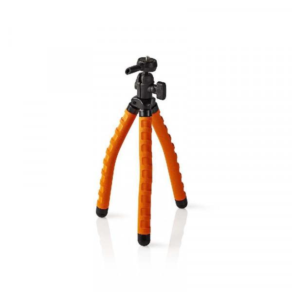 Flexibel statief 275mm Oranje