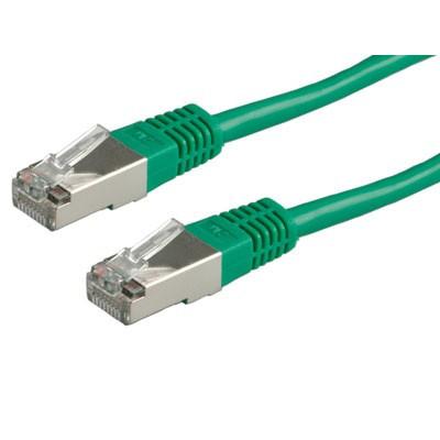 ROLINE FTP patchkabel Cat5e groen 2m