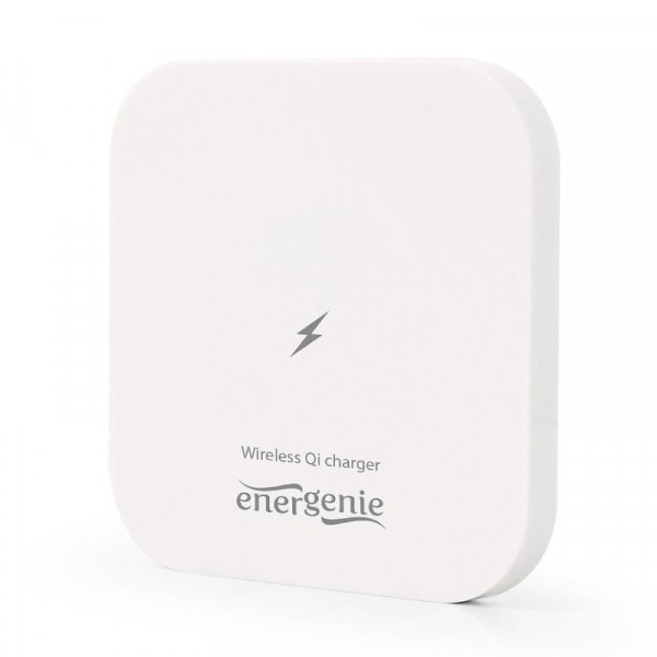 Draadloze Qi-Charger 5W Wit