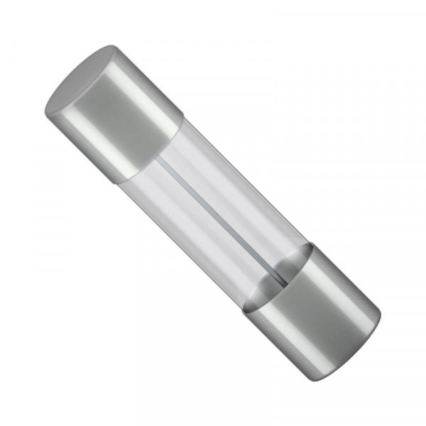 Glaszekering traag 2A 5x20mm