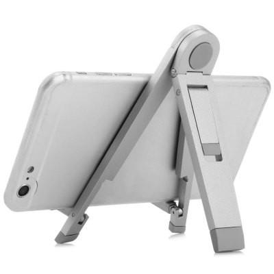 Hoco Metalen desk houder 5 Inch Zilver
