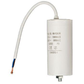 Condensator 40.0uf / 450 V + cable