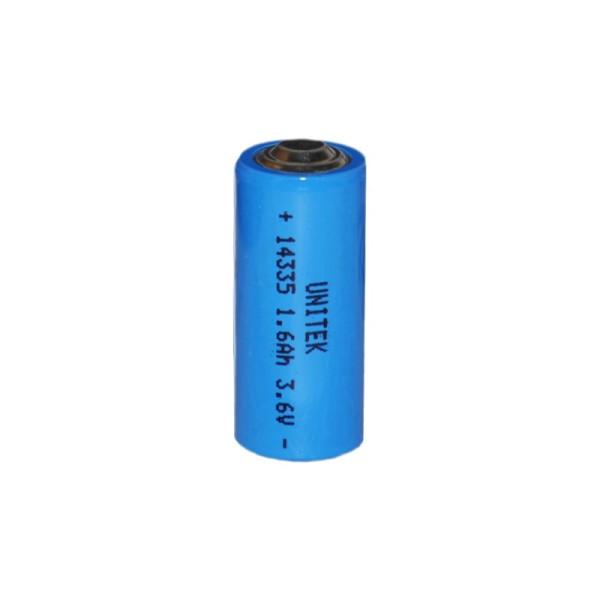 BSE Lithium ER14335 2/3 AA Batterij 3.6V 1600 mAh
