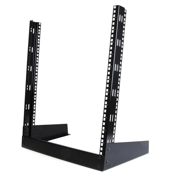 StarTech 12U 19 inch Desktop Open Frame 2 Post Rack