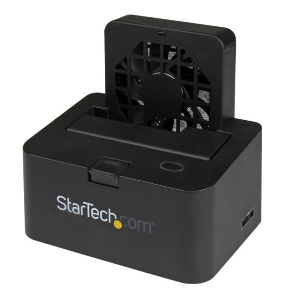 """StarTech Extern Docking Station voor 2,5"""" of 3,5"""" - SATA III 6 Gbit/s - eSATA of USB 3.0 - UASP"""