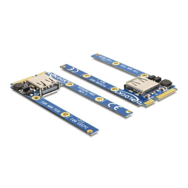 MiniPCIe kaart - USB