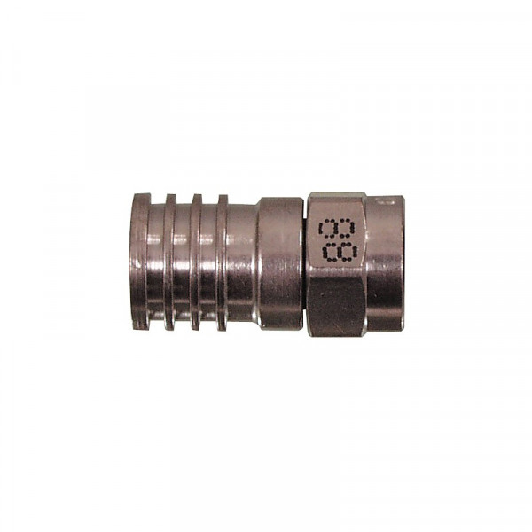 Hirschmann SFC012 F-connector krimp