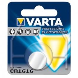 VARTA Lithium batterij CR1616 3V