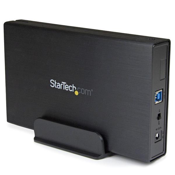StarTech USB 3.1 (10 Gbps) behuizing voor 3,5 inch SATA-schijven