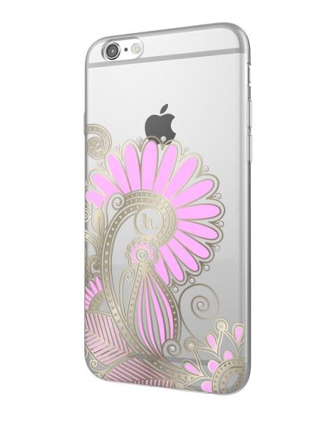 Hoco Inner Diamond case voor iPhone 6/6S Thicket