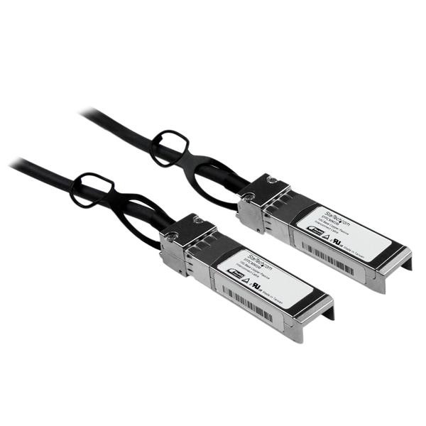 StarTech 3 m Cisco-compatibele SFP+ 10-gigabit Ethernet (10GbE) passieve Twinax direct aansluitbare