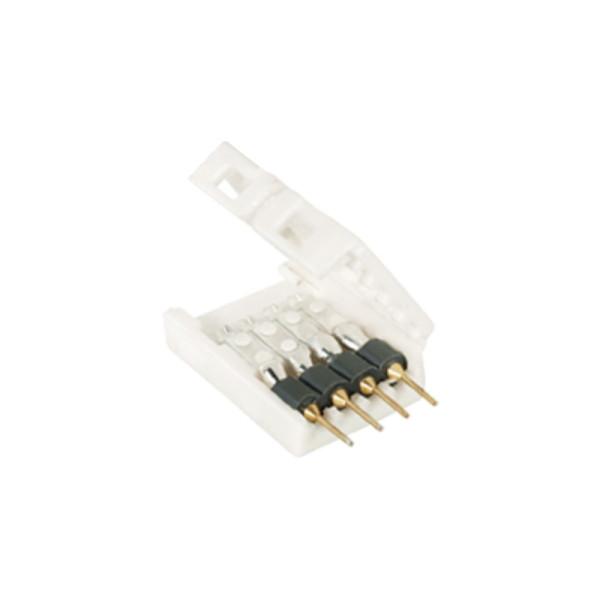 Aansluitclip voor 2 en 4-pins LED strips (set van 4)