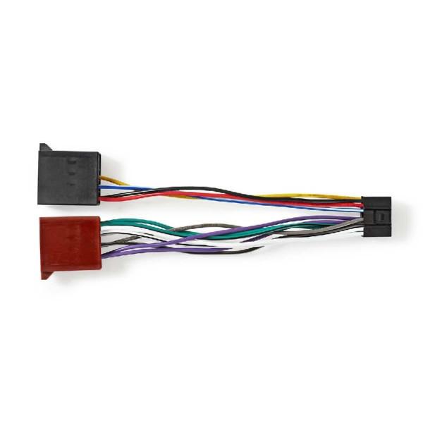 ISO kabel voor Kenwood autoradio