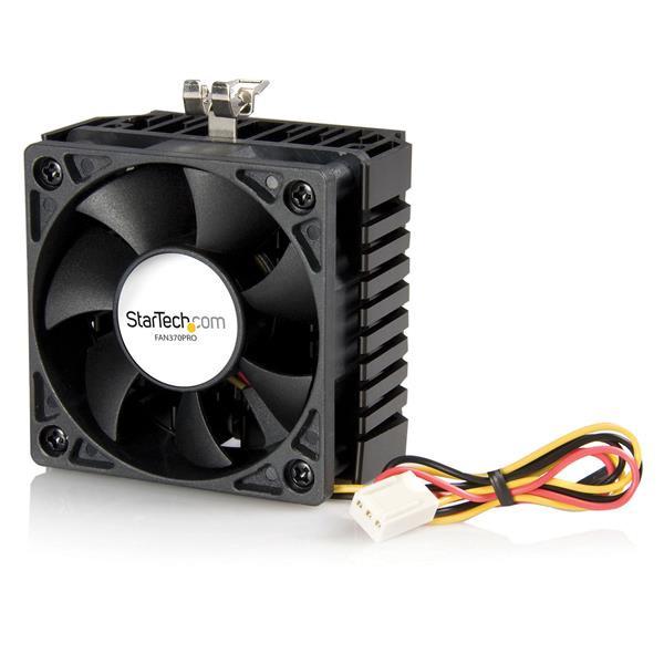 StarTech 65x60x45mm Socket 7/370 CPU Koelventilator met Heatsink en TX3 Connector