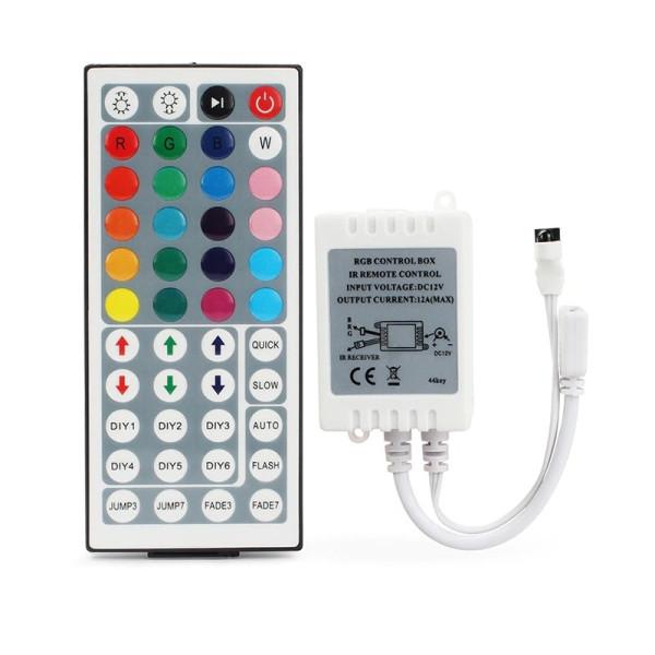 RGB Led strip uitgebreide afstandsbediening