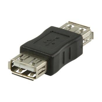 USB A vrouwelijk - USB A vrouwelijk Adapter