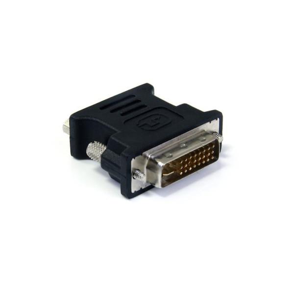 StarTech DVI-I naar VGA video adapter - Zwart - M/F
