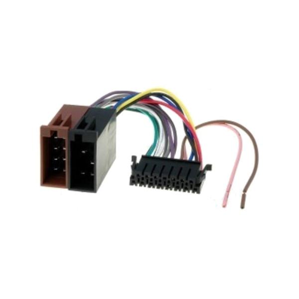 ISO kabel voor SONY (36x8.5mm) autoradio
