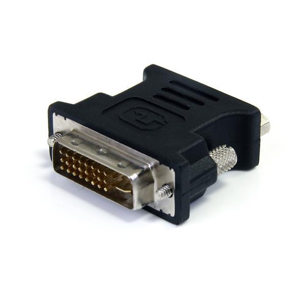 StarTech DVI-naar-VGA-kabeladapter M/F - zwart - set van 10