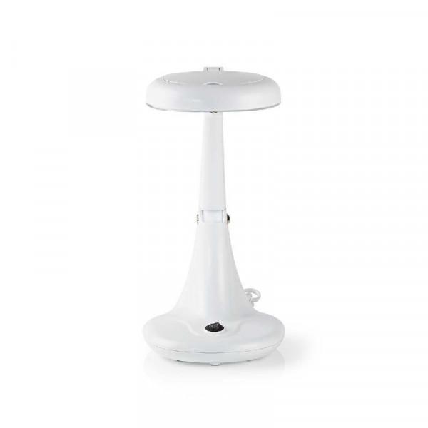 Loeplamp tafelmodel 12W wit