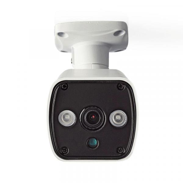 HD Bullet Beveiligingscamera Wit
