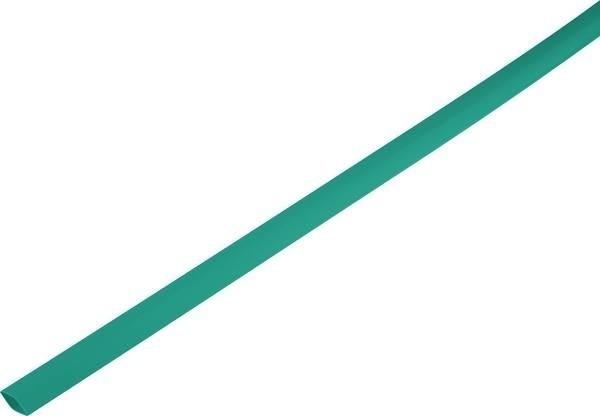 Krimpkous Groen 6,4mm - 3,2mm 1 meter