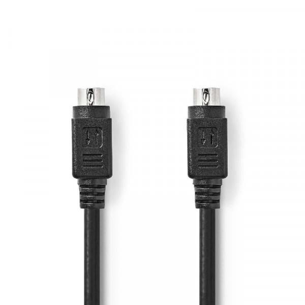 S-VHS Kabel 2m