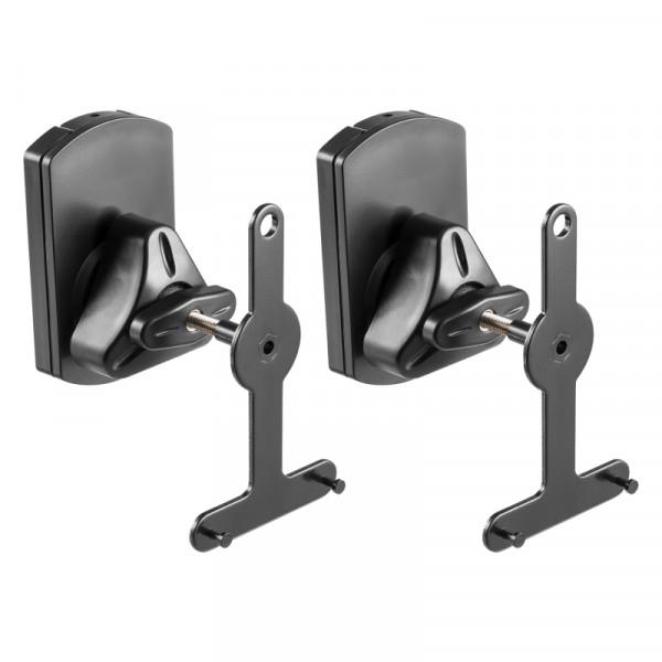 My Wall Speakerbeugels - Voor Sonos PLAY 1 en PLAY 3 - Zwart