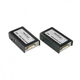 Aten VE600A DVI verlenger over UTP met audio