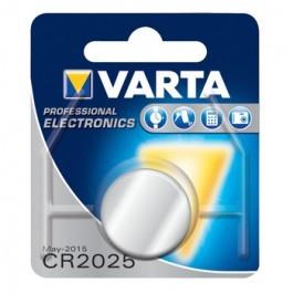 VARTA Lithium batterij CR2025 3V