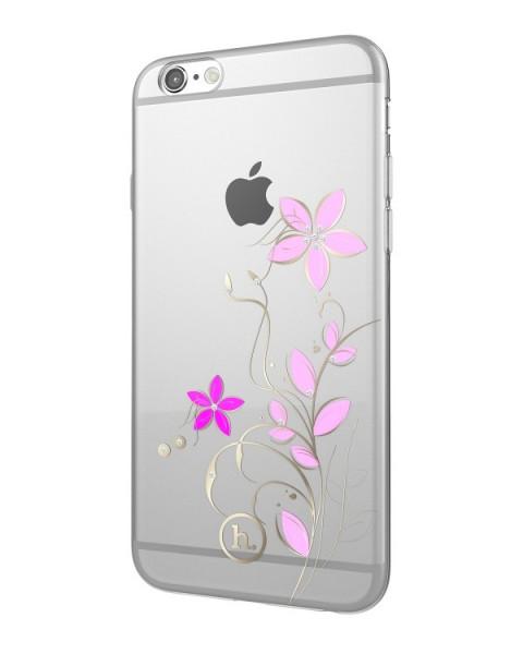 Hoco Inner Diamond case voor iPhone 6 Plus/6S Plus Flourish