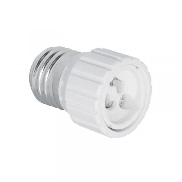Verloopfitting E27 - GU10 adapter