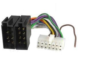 ISO kabel voor PIONEER (29x8mm) autoradio
