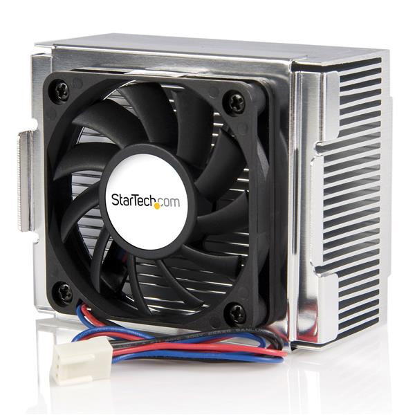 StarTech 85x70x50mm Socket 478 CPU Koelventilator met Heatsink & TX3 Connector