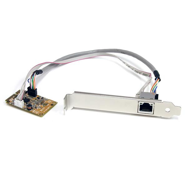 StarTech Mini PCI Express Gigabit Ethernet Netwerk adapter kaart