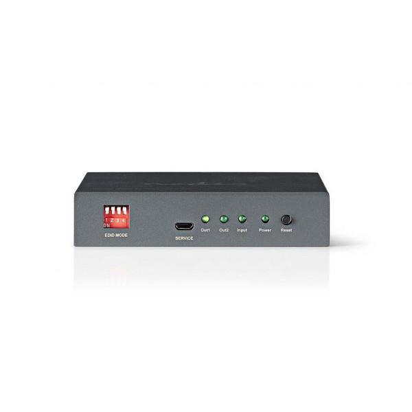 2 poorts HDMI splitter